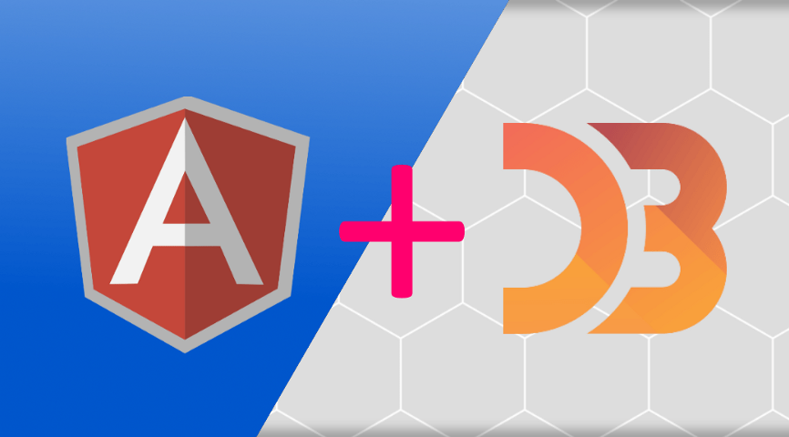 Creating a responsive graph with Angular and D3 - Jean