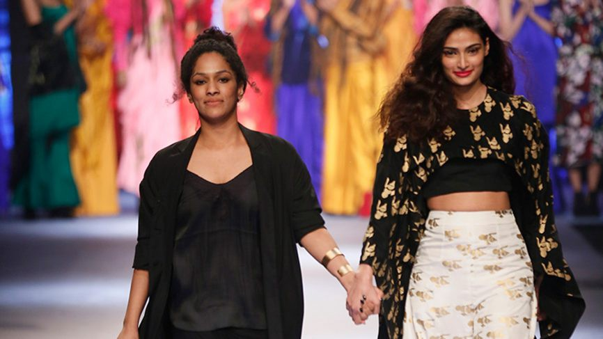 Masaba In Association With Vesimi Brings An Exclusive Sneak Peek Of Her Upcoming Resort Wear Collection To Dubai By The Fashion Havildar Medium