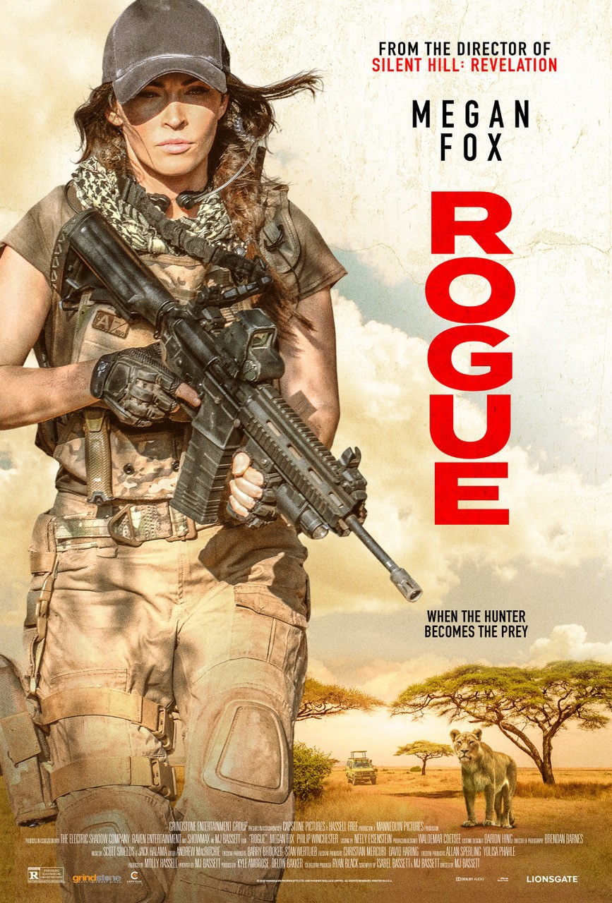 Full Watch Rogue Complete Rogue 2020 Full Movies By