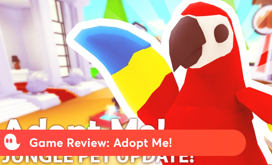 Game Review Adopt Me With A Cheerful And Delightful By N Arc