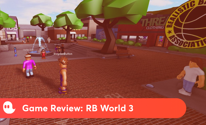 Racist Roblox Games Game Review Rb World 3 Lets Go Crazy In This Review By Zkiid Robloxradar Medium