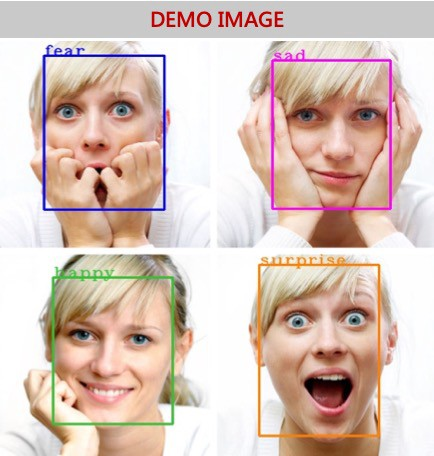 Face Detection, Recognition and Emotion Detection in 8 lines of code!