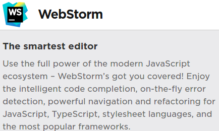 From WebStorm to VSCode: road to the freedom - Linagora