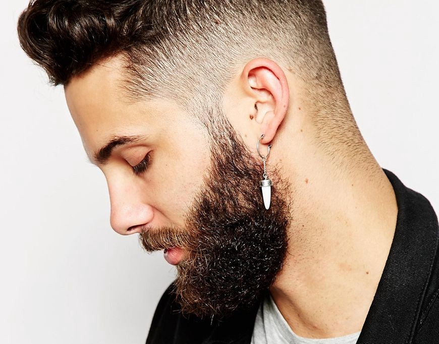 The Difference between Earrings for Men and Women | by dezal seo | Medium