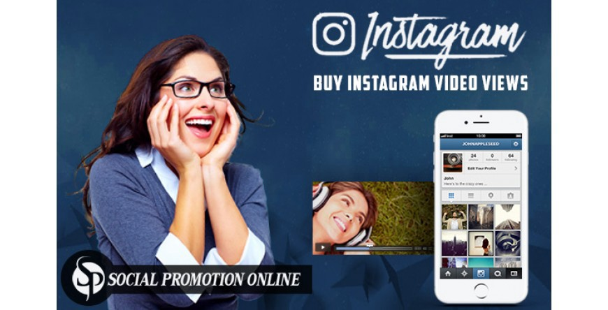 Buy Instagram Video Views and See the Difference Within A