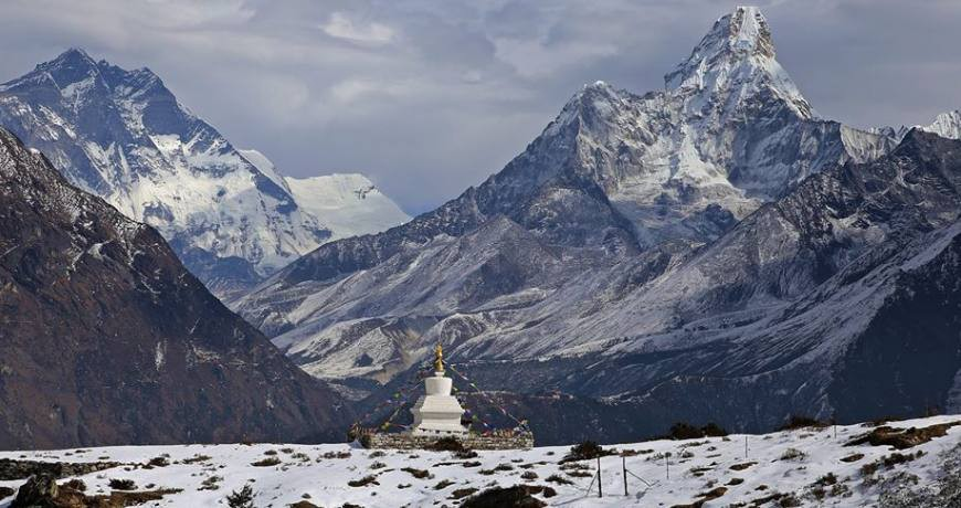 A Short important guide to Everest Base Camp Trek