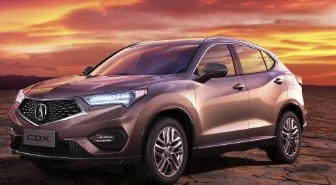 The 2019 Cdx Will Come Out As Hybrid Suv Initially It Looked Like A Crossover With Gas Engine In 2016