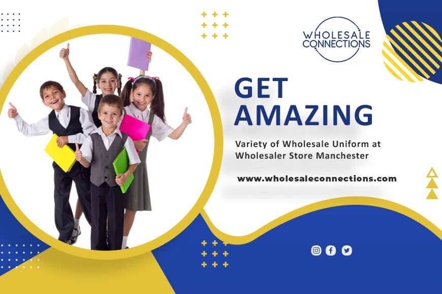 Get Amazing Variety of Wholesale Uniforms at Wholesaler Store Manchester
