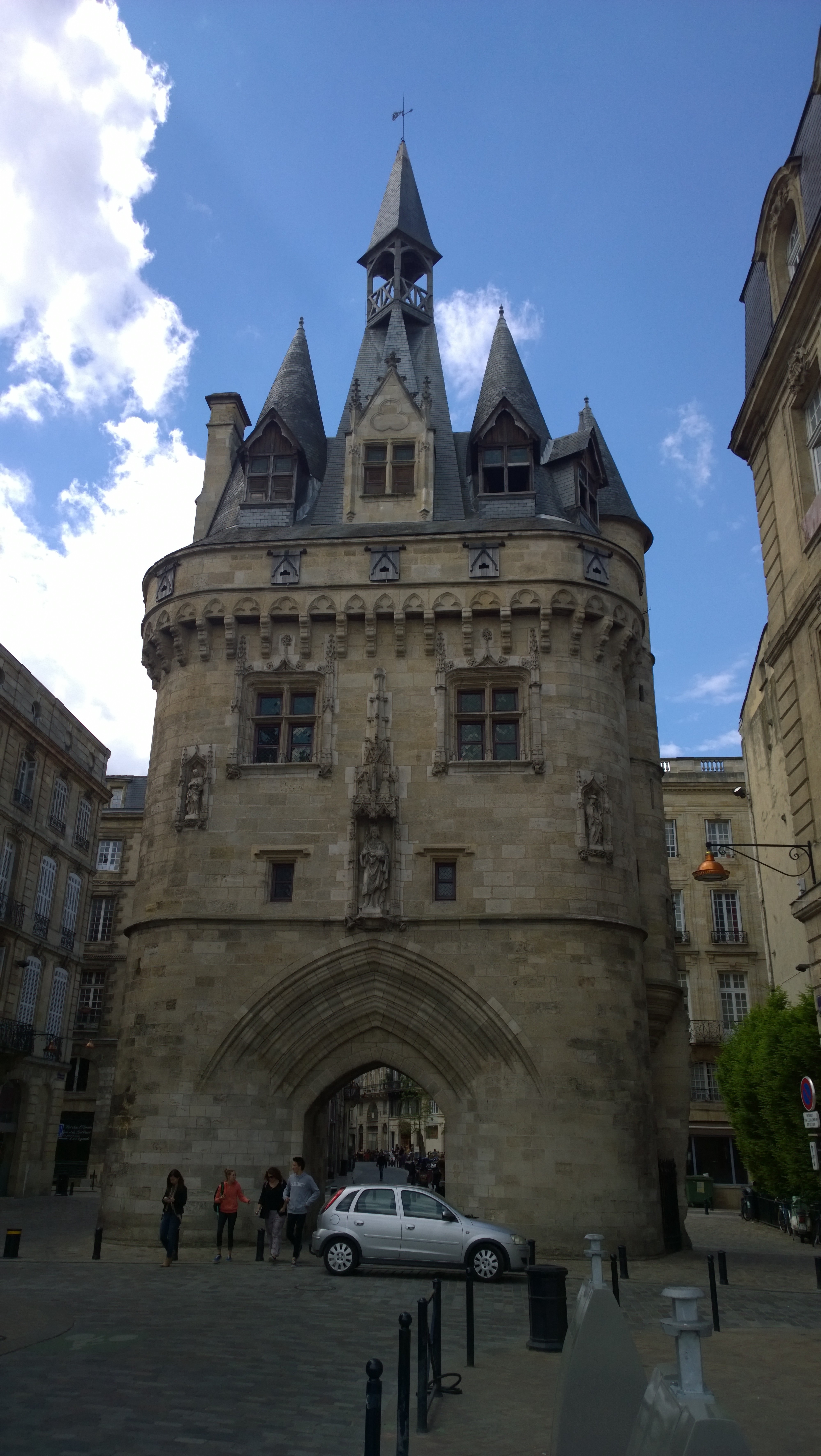 Bordeaux, France. We travel to the land of wineries and