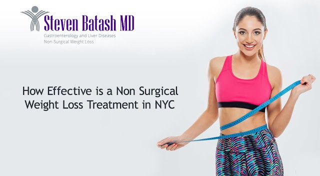 How Effective Is A Non Surgical Weight Loss Treatment In Nyc