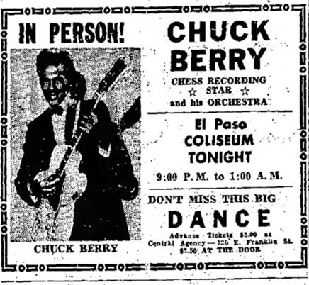 The Trial of Chuck Berry. A fourteen year old Apache girl…   by J.P. Robinson   Medium
