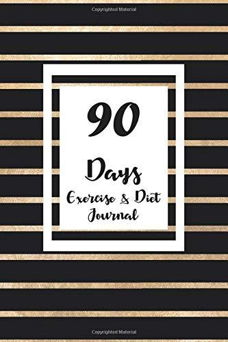PDF Download 90 Days Exercise Diet Journal : Perfect Food,
