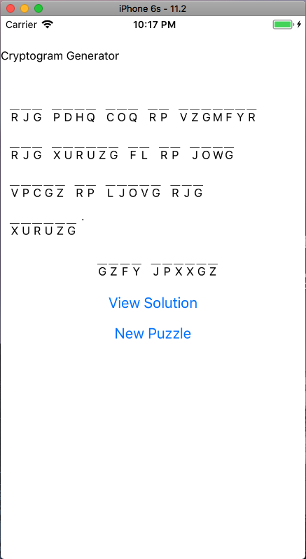 Hooked On Word Puzzles - 4Thought Studios - Medium