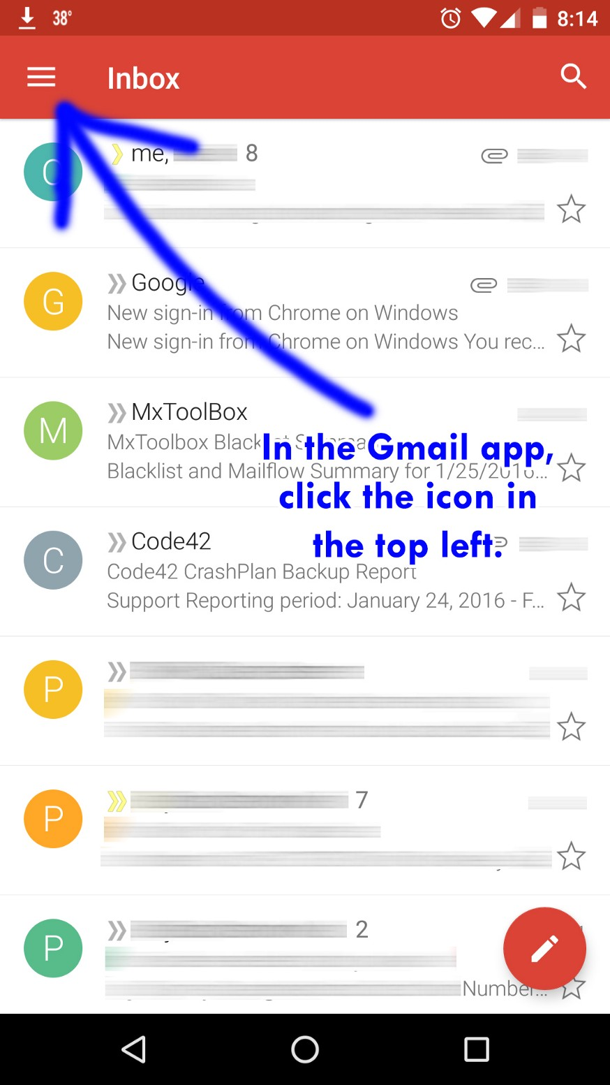 Gmail notifications not working on Android 6 0 1 Marshmallow [Solved]