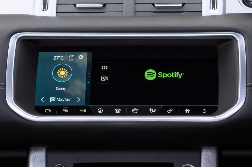 Spotify Subscription Car Streaming Service