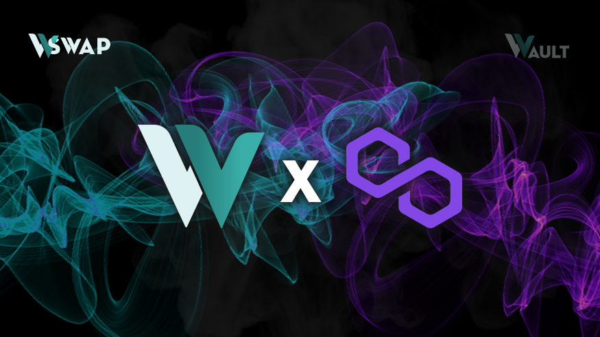 Wault x Polygon—Official Sponsorship! MATIC Boost: Bonus MATIC rewards for WEXpoly  holders!