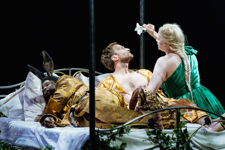 Finally You Put Me First': Love on Top in NT Live: A Midsummer ...
