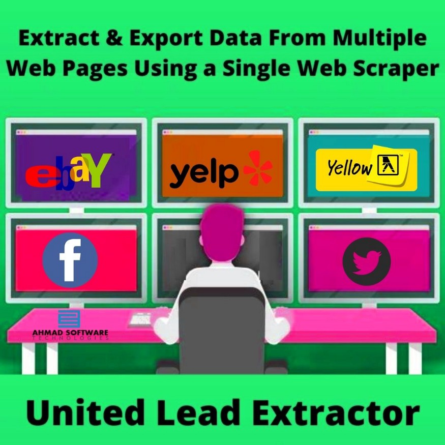 Scrape Data From Any Website Without Coding