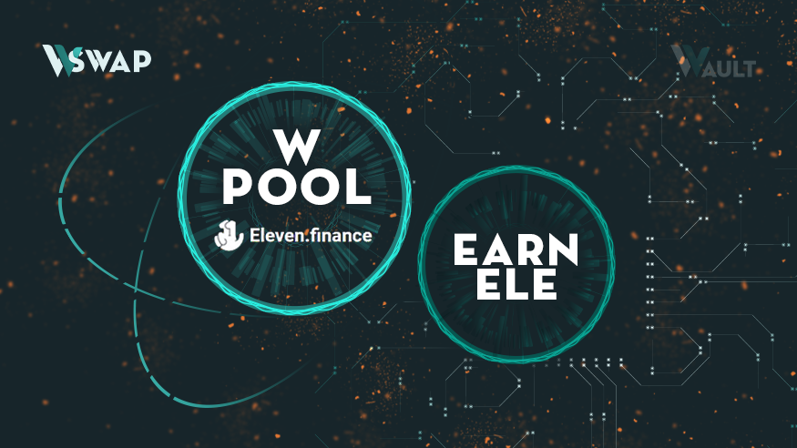 Announcing WPool #1: Eleven Finance!