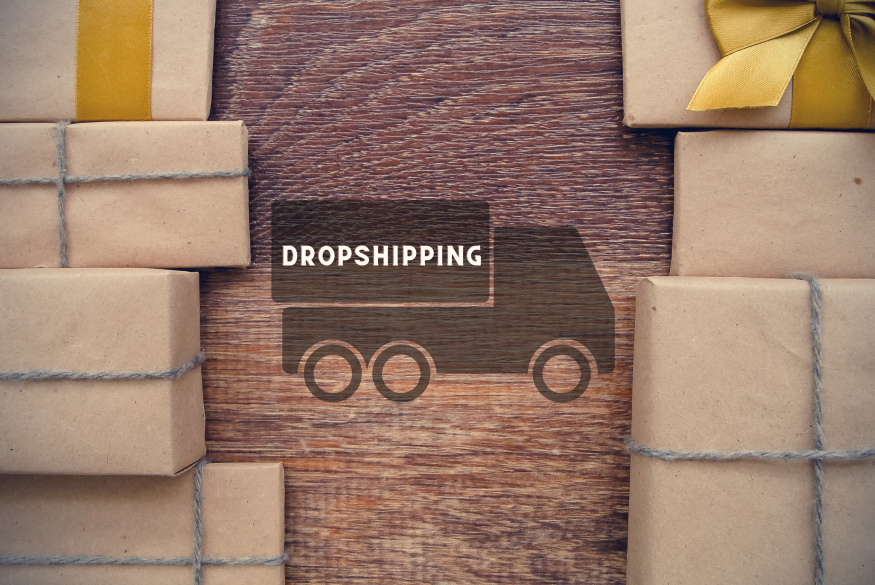 Dropshipping for online store