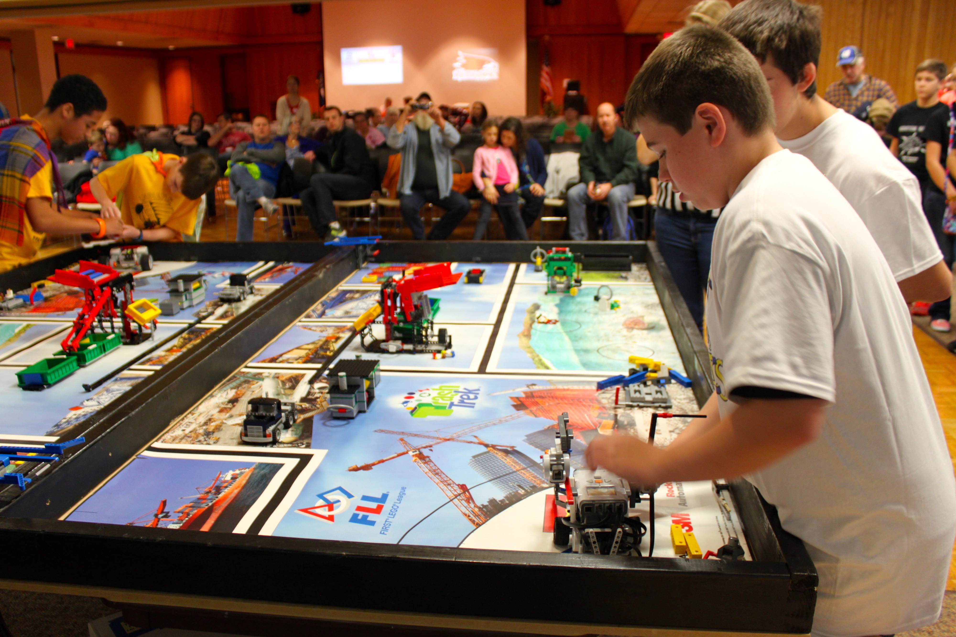 What I learned from First Lego League 🤖 - KudosWall