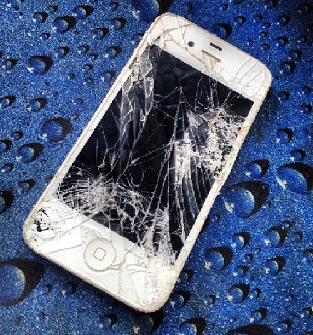 Broken phone or broken bone? - Vunela