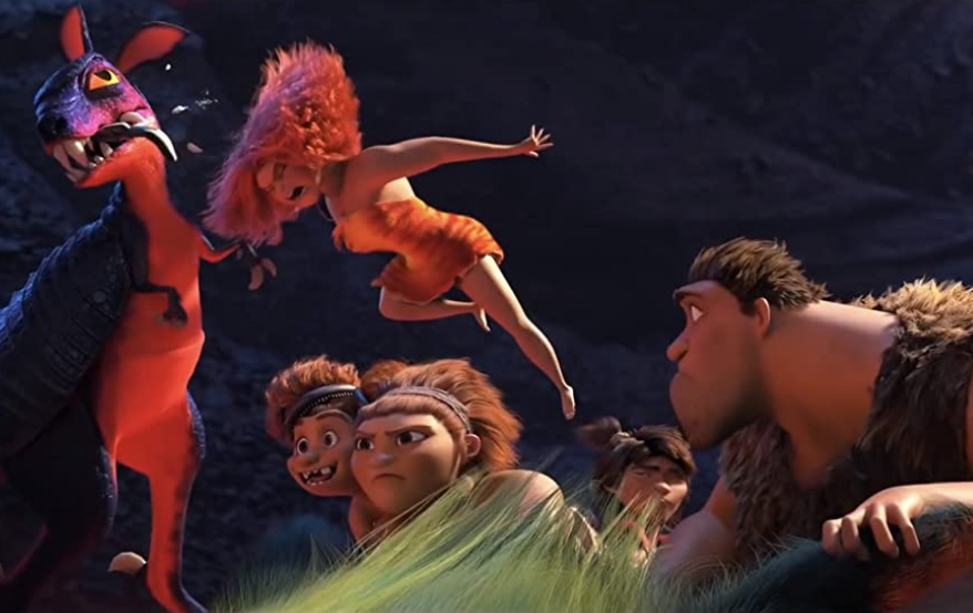 (The Croods: A New Age) 2020 | FILM COMPLET EN LIGNE (720p) | The Croods: A New Age 2020 Télécharger 1080p