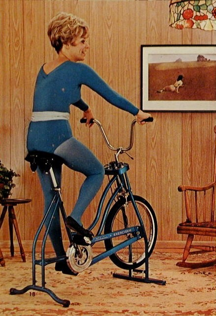 Spin cycle: how stationary bikes went from curiosity to cult