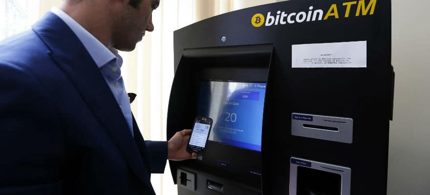 Turn Your Crypto To Cash At Any Bitcoin Atm With The Secure