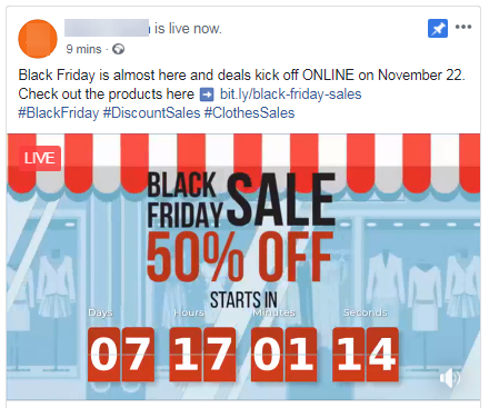 How to Boost Your Black Friday Sales with Social Media
