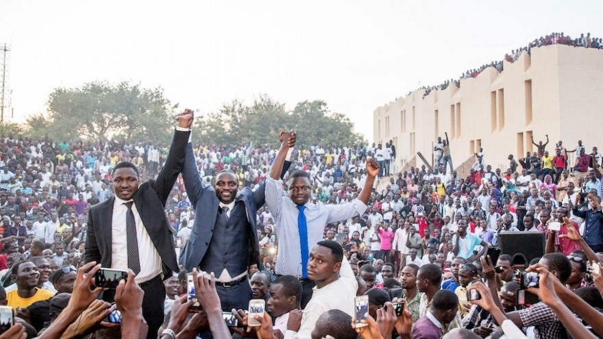 What is Akon Lighting Africa?