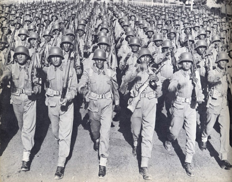 Check Out What the Afghan Army Looked Like in the 1950s