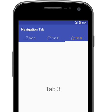 Android Material Design Tabs (Tab Layout) with Swipe