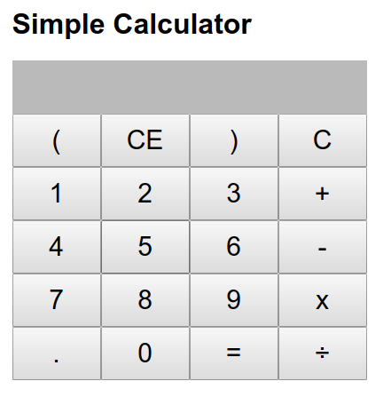 How To Build A Simple Calculator Application With React JS