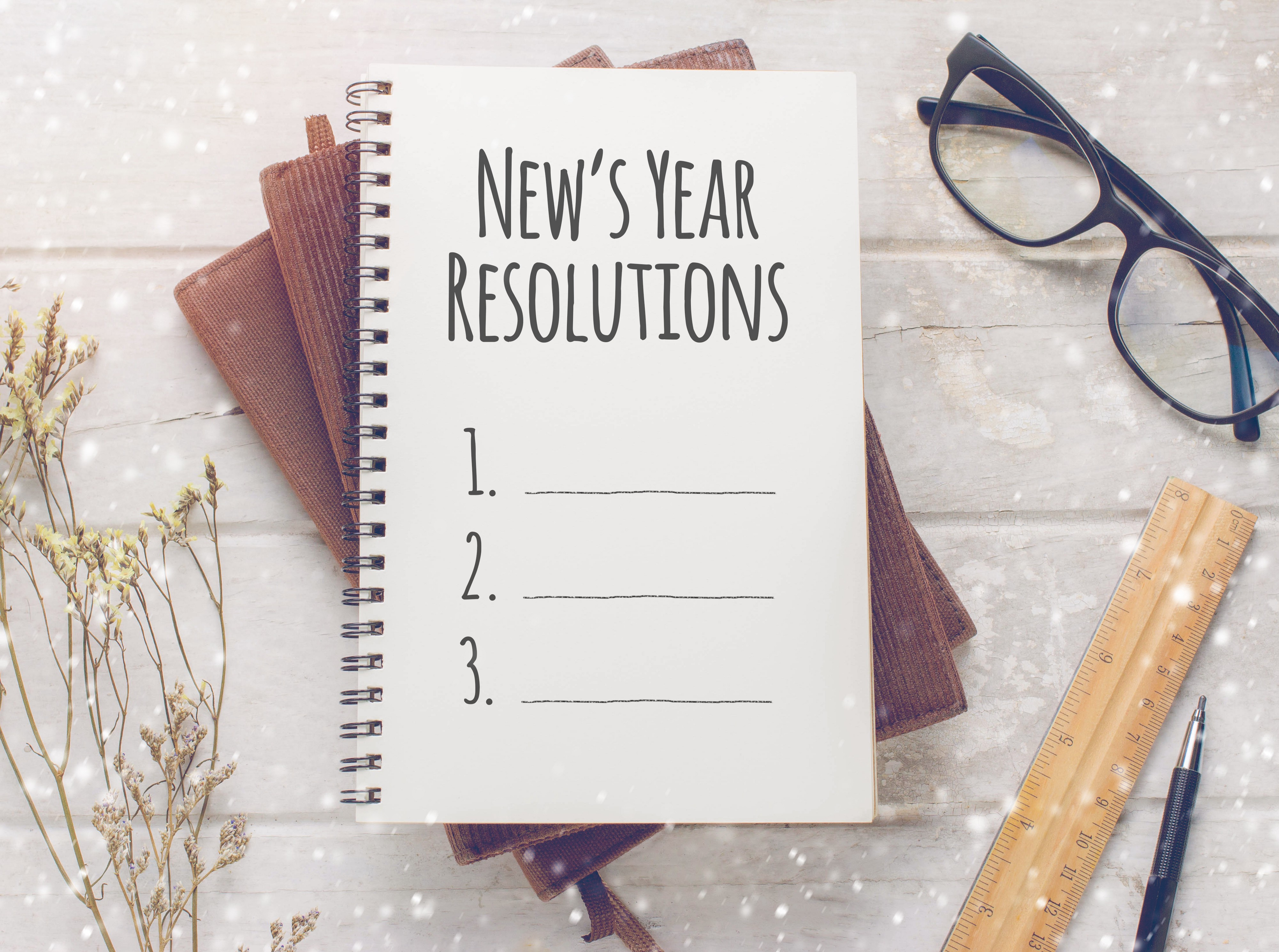New Year New Me Do You Make New Year S Resolutions By Mason Sabre A Mind Interrupted Medium