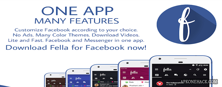 Fella for Facebook Apk [Patched] v1 6 3 Download by Fella Inc
