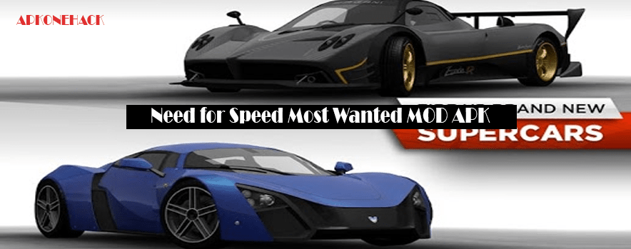 Need for Speed Most Wanted 1 3 112 Apk + Mod (Unlimited All