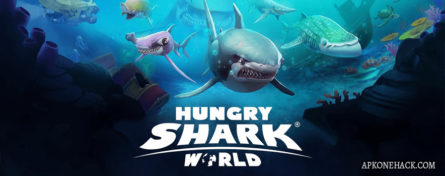 Hungry Shark World 3 0 3 Apk + Mod Money + Data For Android