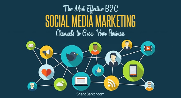 2ea591437ab The Most Effective B2C Social Media Marketing Channels to Grow Your ...