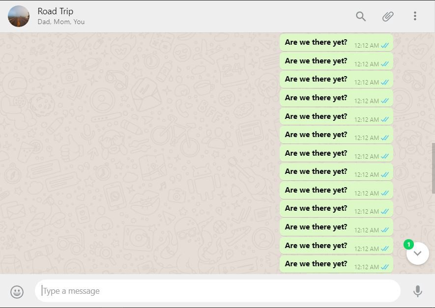 Making a WhatsApp Spammer in under 10 lines of Python