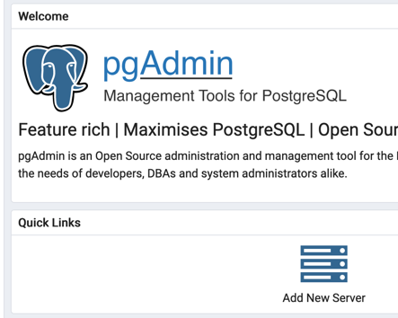 Getting Started with PGAdmin on a Distributed SQL Database