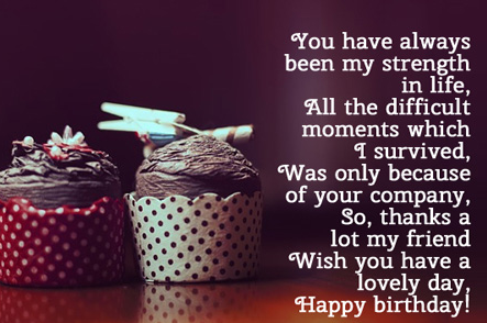Happy Birthday wishes for Best friends - karan zale - Medium