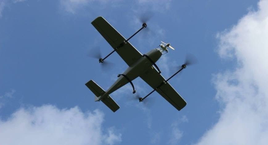 Made in Ethiopia Drones to Deliver Medical Supplies
