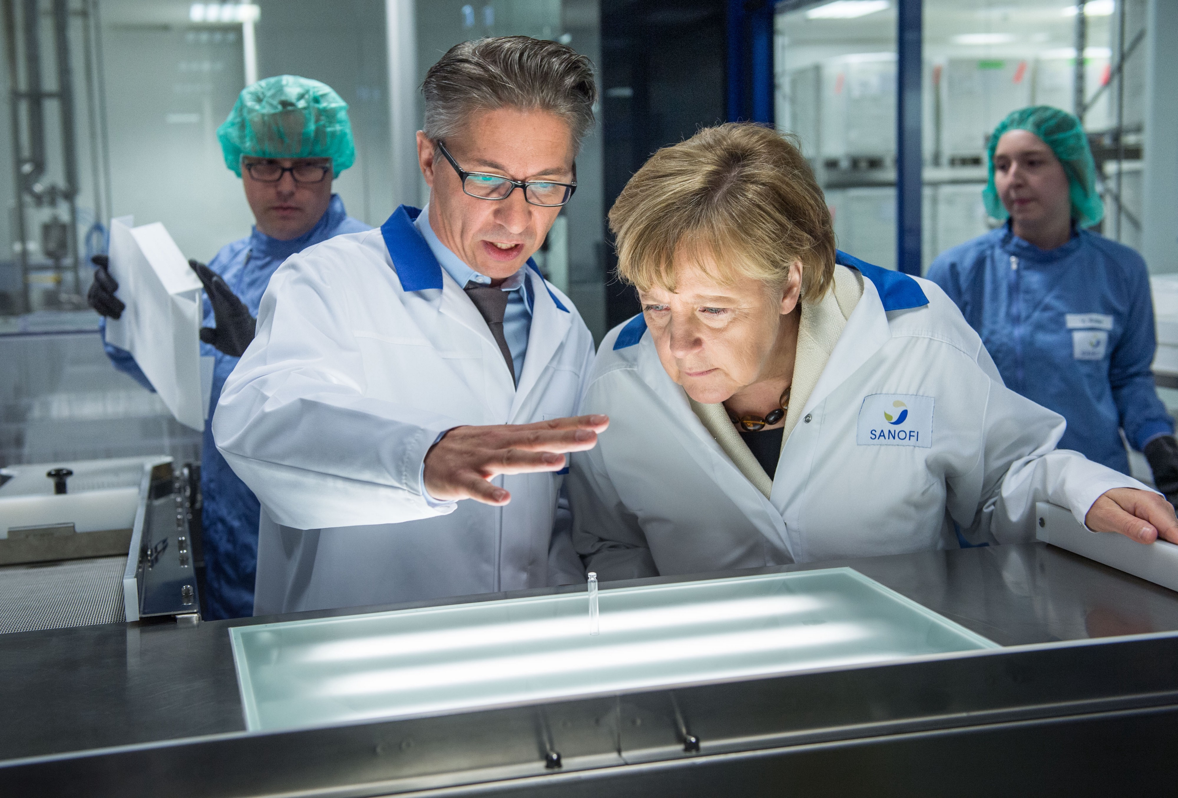 The Secret to Germany's COVID-19 Success: Angela Merkel Is a Scientist | by  The Atlantic | The Atlantic | Medium