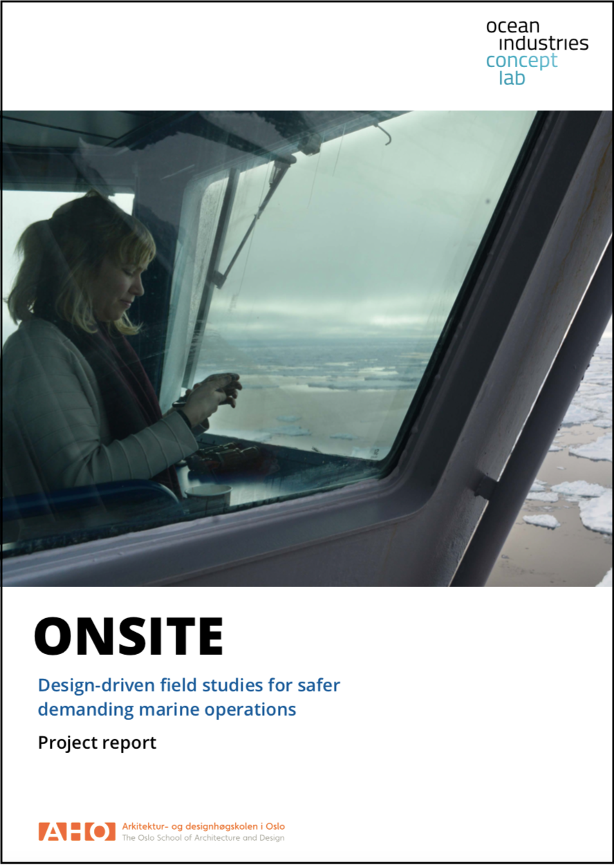 Download the ONSITE Project Report - Ocean Industries