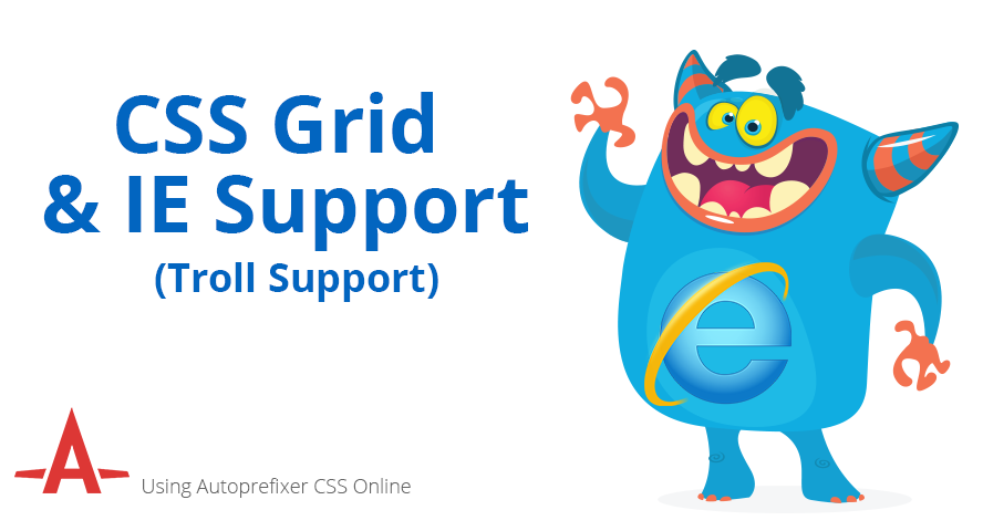 Supporting CSS Grid in Internet Explorer - Elad Shechter