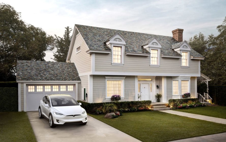 Tesla S New Solar Roof Is Actually Cheaper Than A Normal Roof By Boaz Abel Medium