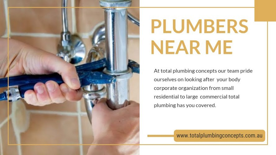 Cheap Plumbers Near Me. Local Plumbers Near Me With a Broad… | by Total  Plumbing Concepts | Medium