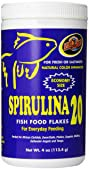 Zoo Med Spirulina 20 Fish Food