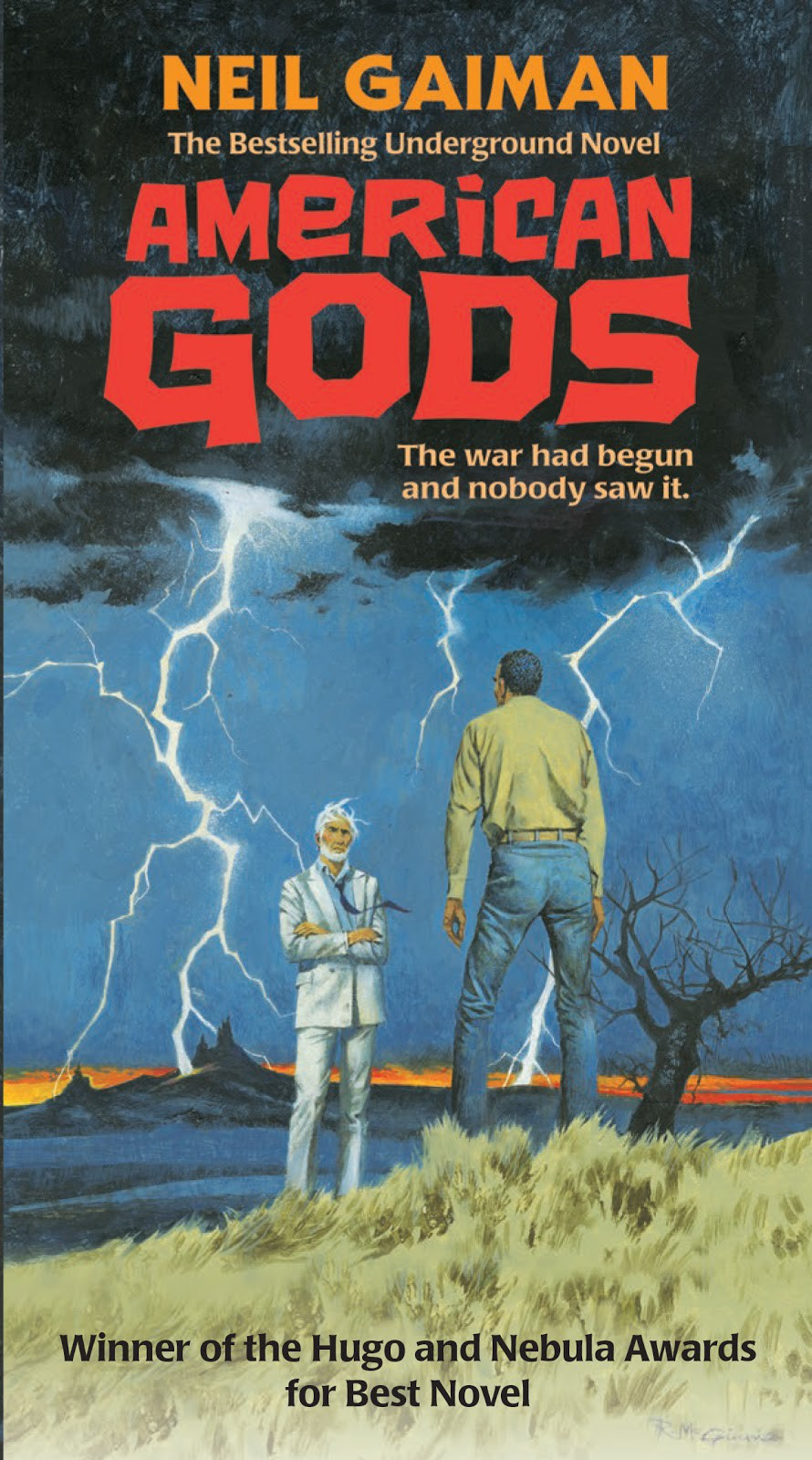 Book Review: American Gods by Neil Gaiman - David Fish - Medium